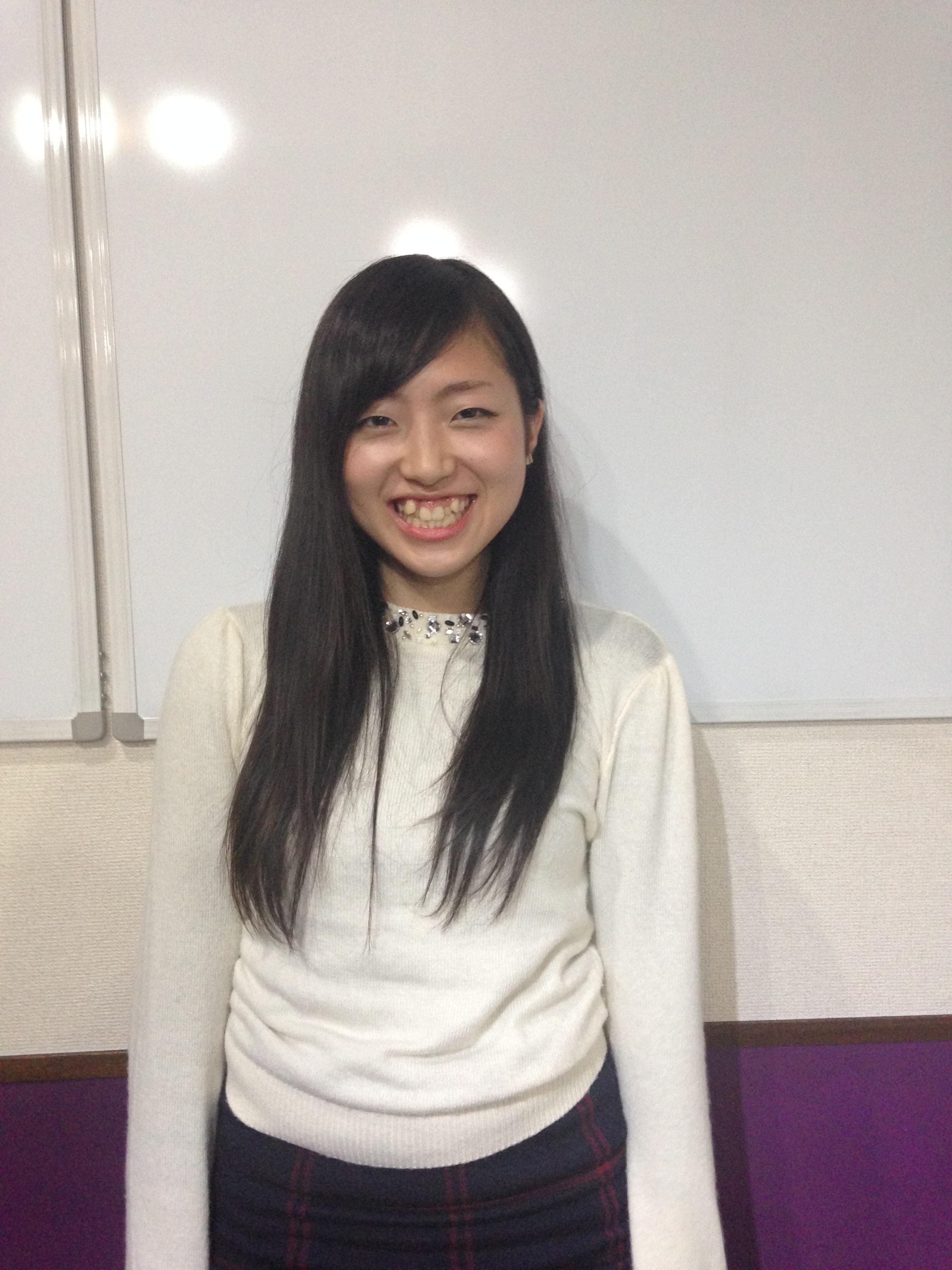 大体大附属浪商高校 3年 島田梨紗さん